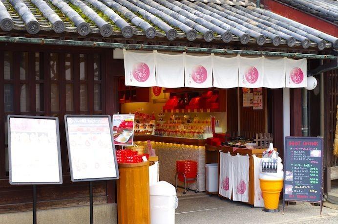 岡山の「くらしき桃子」で食べたい倉敷スイーツ4選