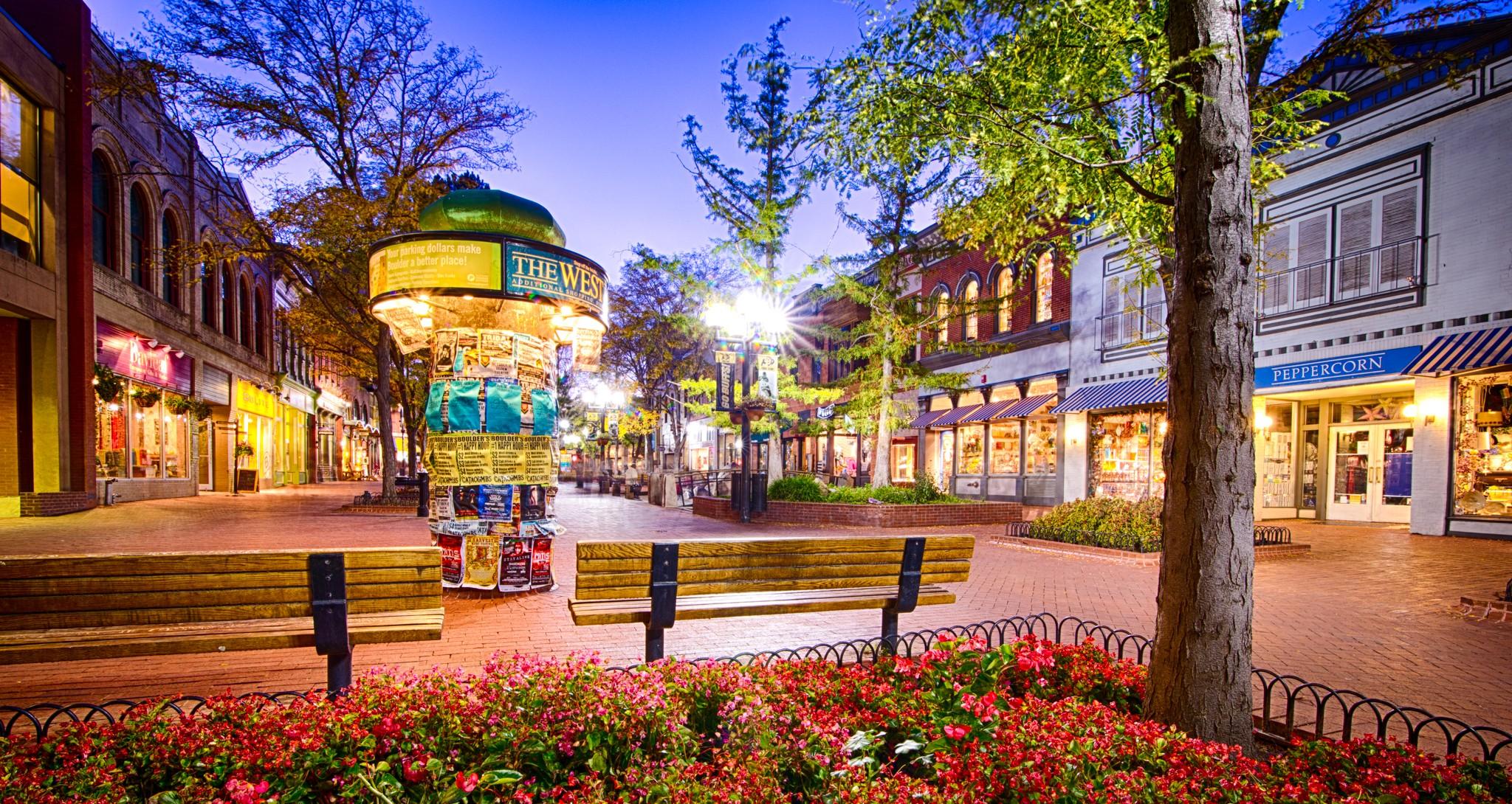 コロラド州ボルダーの観光スポット特集♪アメリカで一番ロハスな街でヘルスコンシャスな1日を