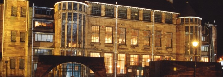 スコットランド・グラスゴーで行くマッキントッシュの最高傑作美術館&博物館3選