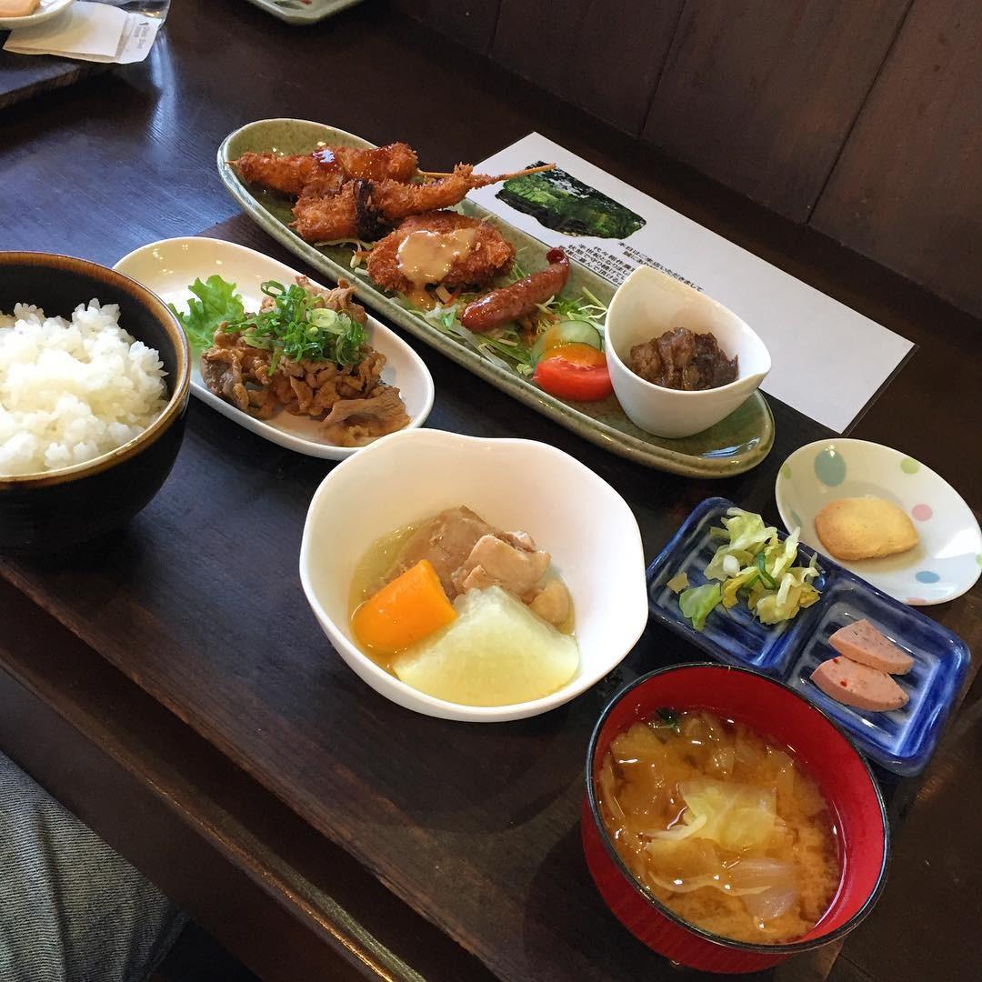 岡山の城下町・津山でグルメ三昧!おすすめお食事処4選