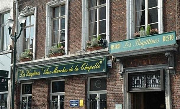ベルギー・ブリュッセルの絶品レストラン4選