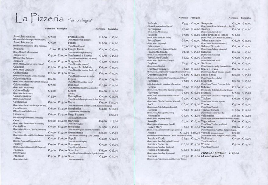 本場イタリア人のピザの食べ方・選び方教えます!