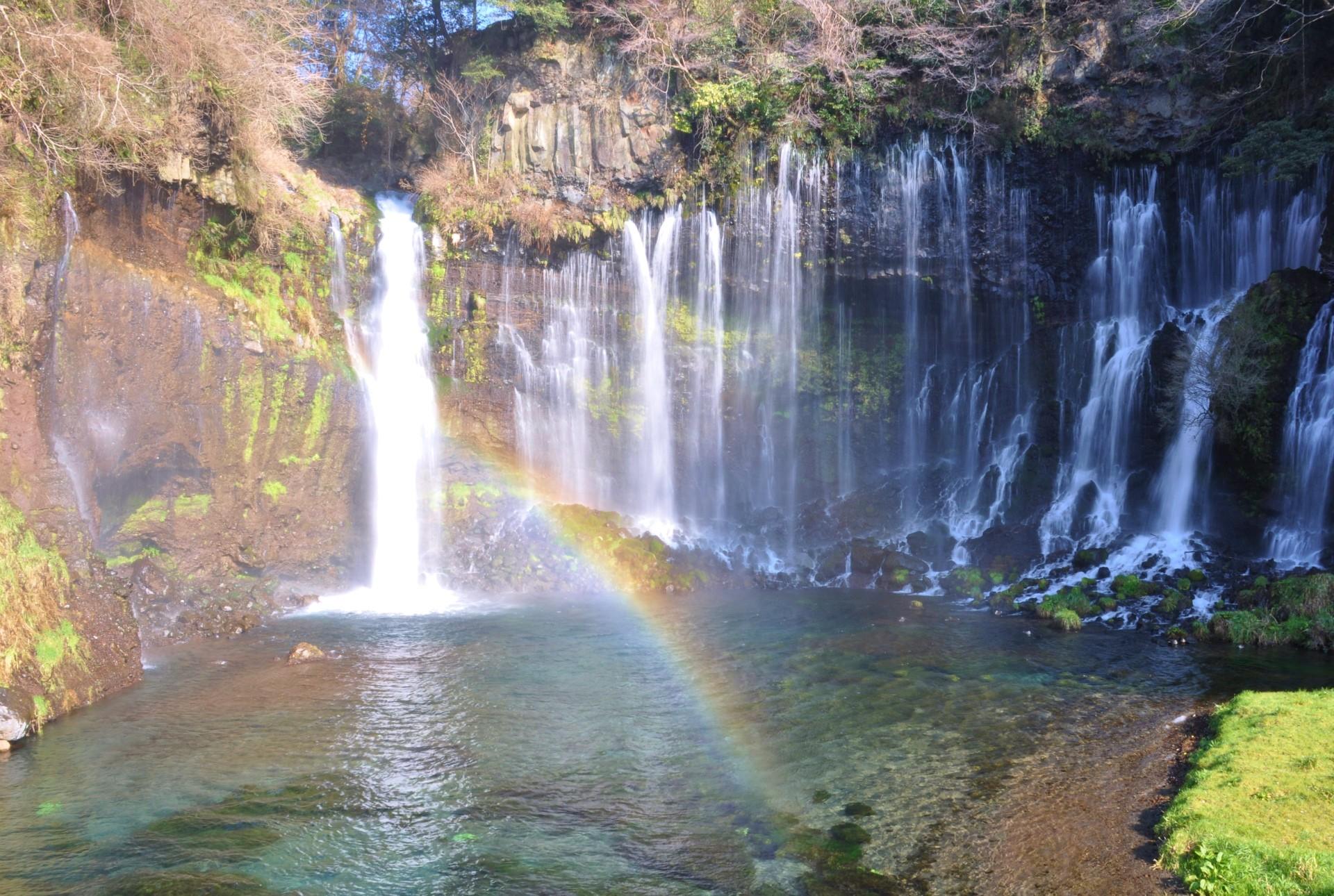 静岡観光で行くべき有名な滝おすすめ3選!絶景スポットでマイナスイオンを浴びよう!