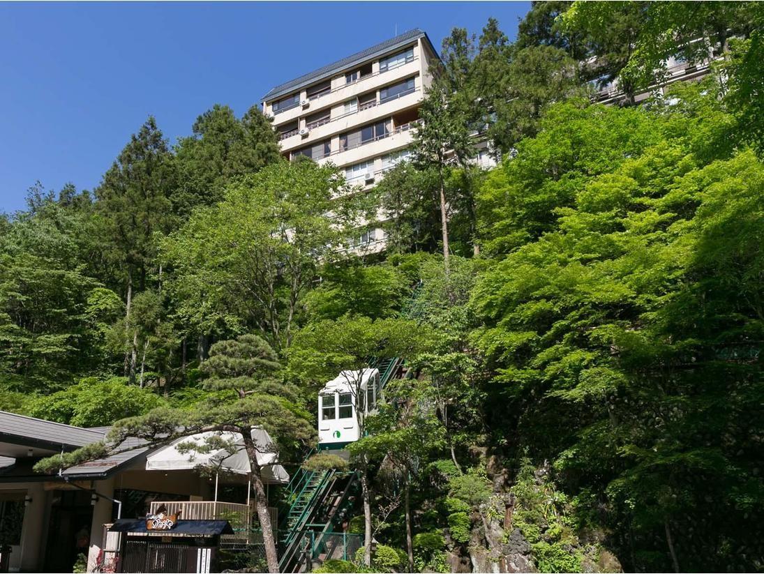 群馬伊香保温泉で日帰りプランがある4つの人気の旅館特集