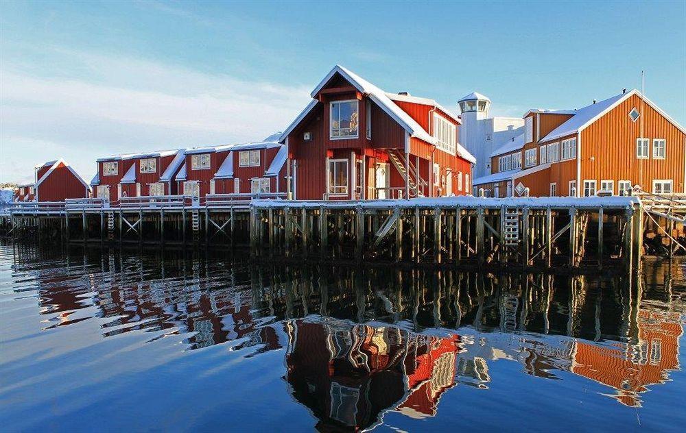 ノルウェー・ロフォーテン諸島の絶景観光スポット!美しい島々の町を探訪