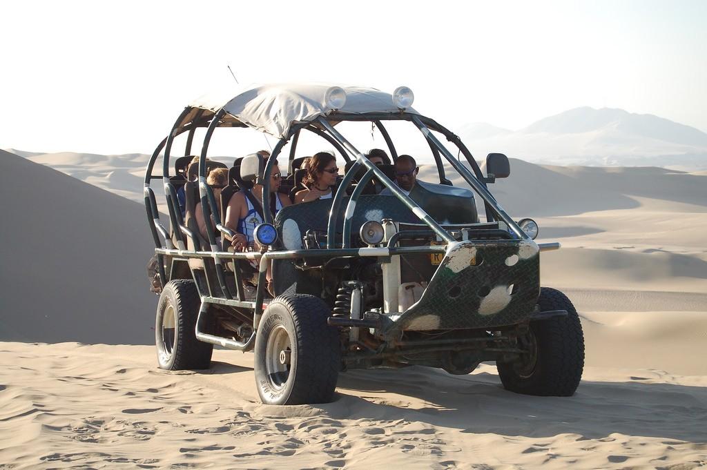 ペルーのオアシス・ワカチナ観光をおススメする5つの理由