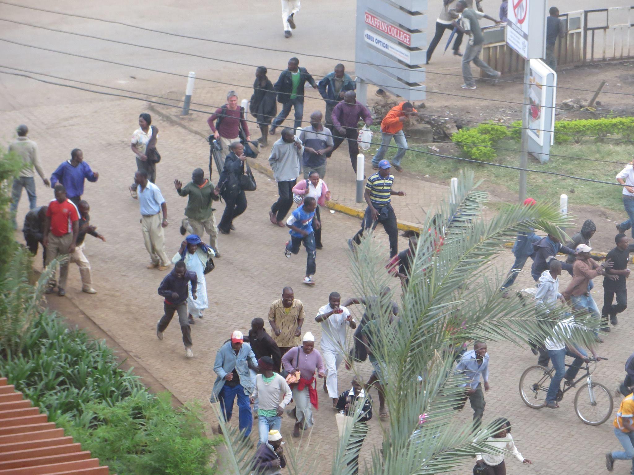 アフリカの治安の悪い危険都市10選
