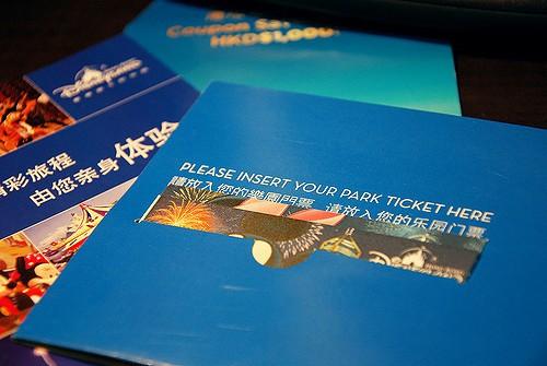上海ディズニーランドのチケット種類まとめ