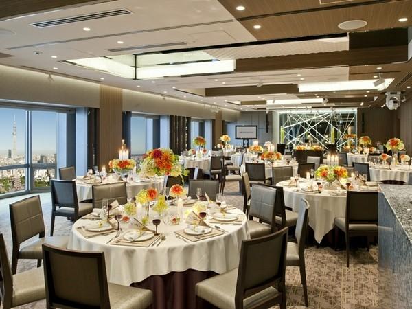 浅草ビューホテルで結婚式を挙げよう!素敵すぎるその全貌!