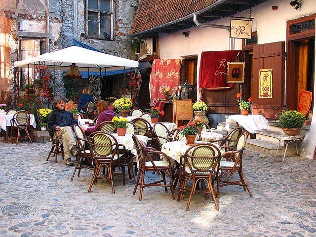 エストニア首都・タリンの観光スポット5選♡まるで中世のテーマパーク♪