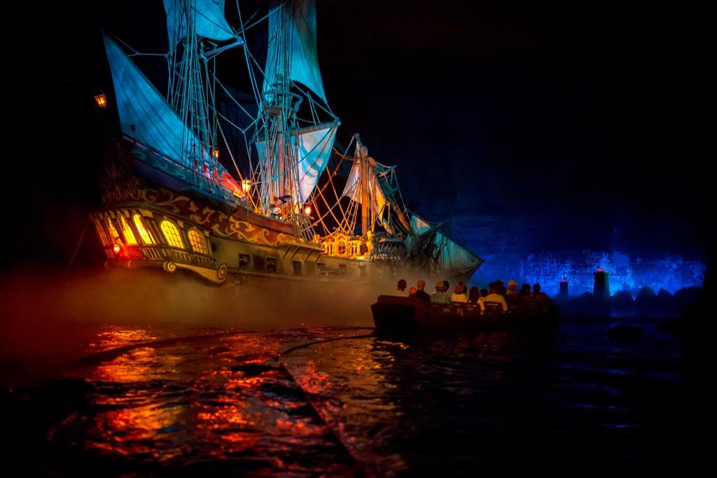 壮大な世界観!上海ディズニー「カリブの海賊」がすごすぎる