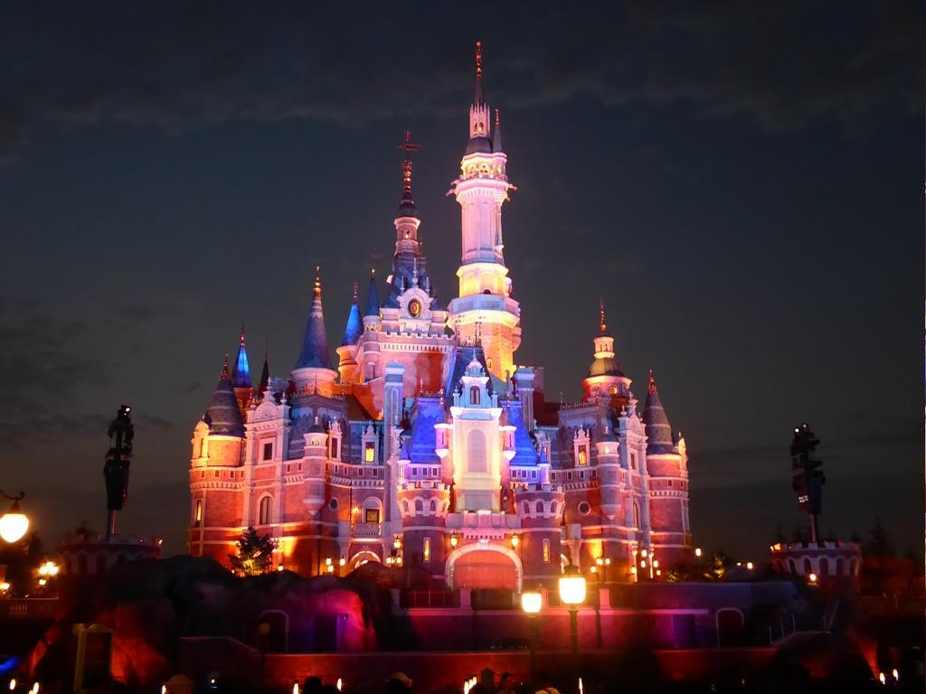上海ディズニーはキャラクターグリーティング天国!