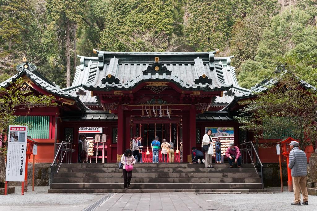 芦ノ湖湖畔で縁結び祈願を!箱根神社と九頭龍神社に行ってみよう