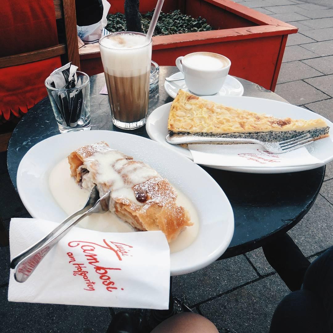 ドイツ・ミュンヘンおすすめカフェ4選!おいしいスイーツで素敵なティータイムを!