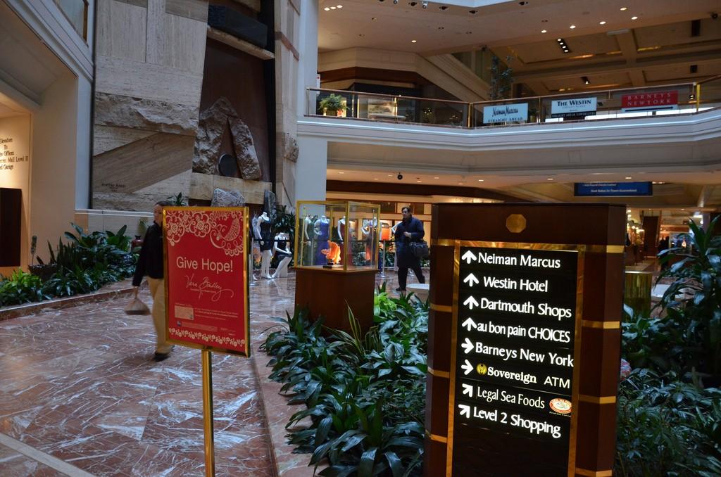 ボストンでの人気ショッピングモール&アウトレットモールは効率的に周れる!