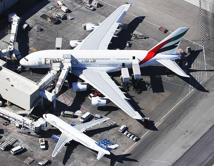 「エアバスA380」は人生で一度は乗りたい二階建て巨大旅客機!
