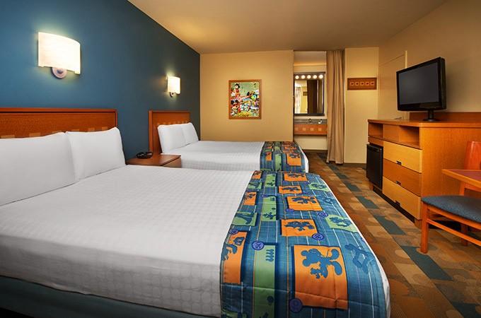 ウォルト・ディズニー・ワールド・リゾートの格安オフィシャルホテル4選