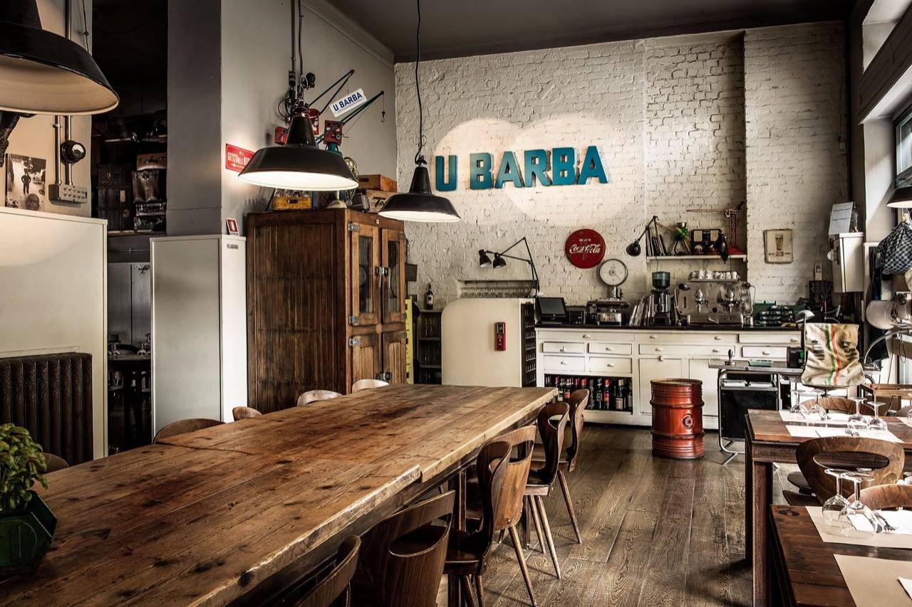 ミラノで行くべきおしゃれなオステリア「U BARBA」特集
