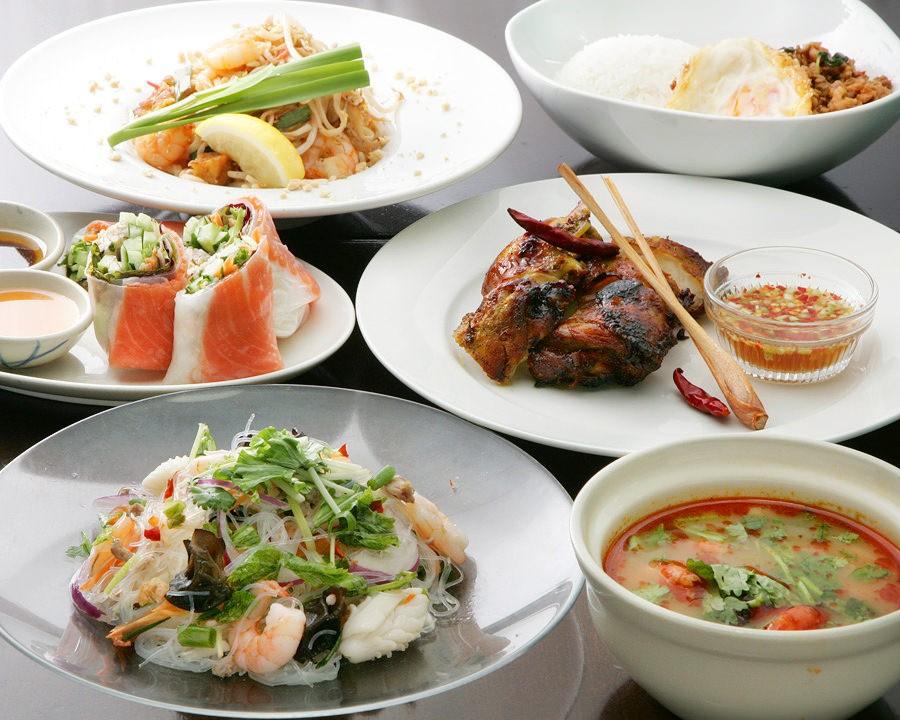 ルミネ新宿1で女子に人気のレストラン5選まとめ!