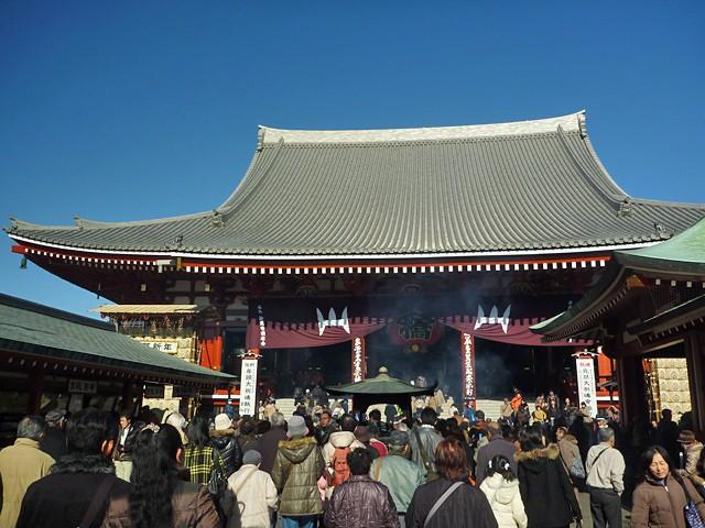 【2021年】浅草寺へ初詣に行く前におさえておきたい情報まとめ