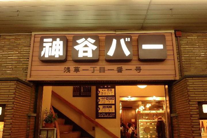 東京・浅草おすすめのランチ5選!浅草駅から徒歩5分以内♪