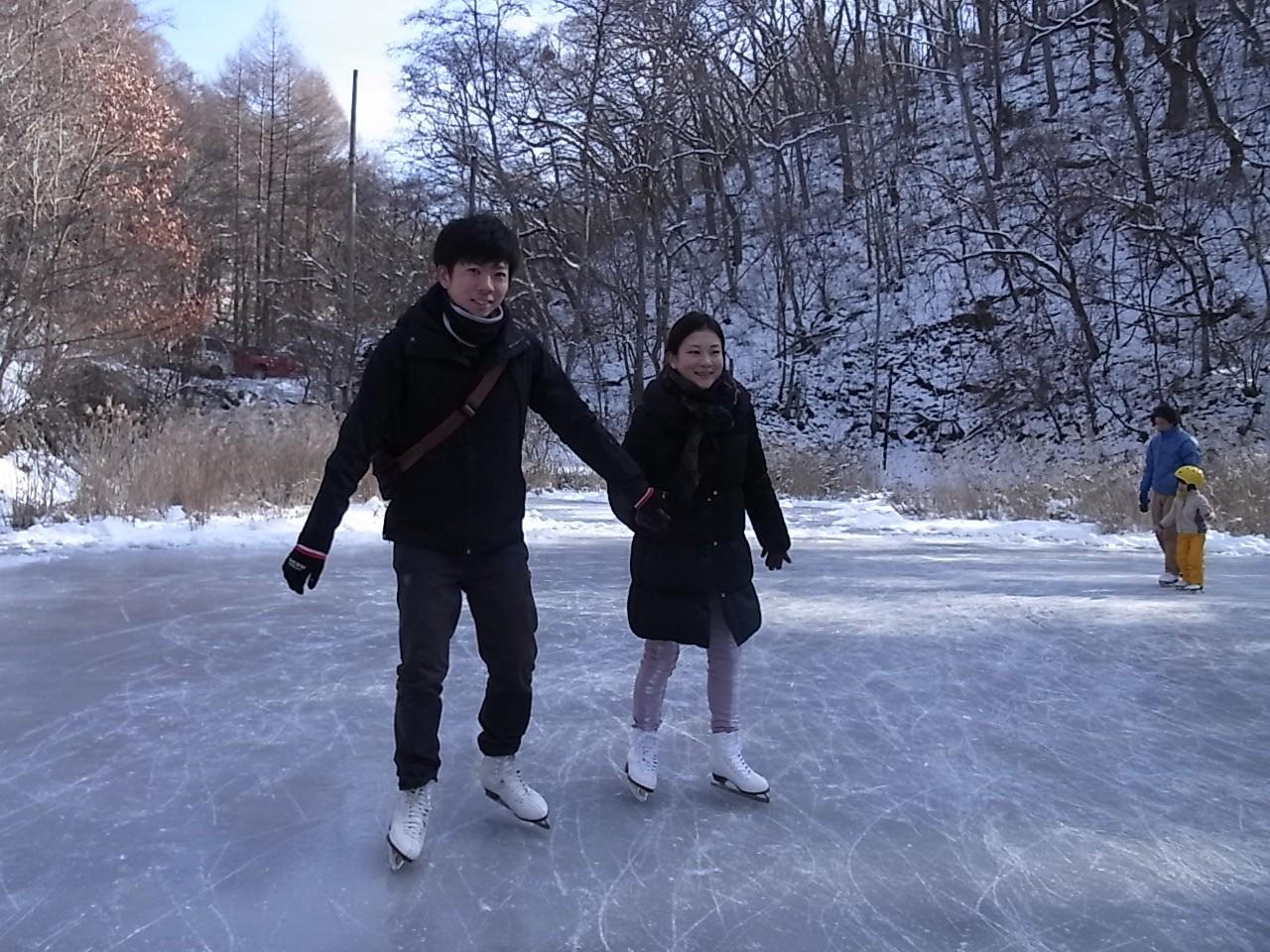 冬の軽井沢で楽しめるスポーツ5選!実はスキーだけじゃない!
