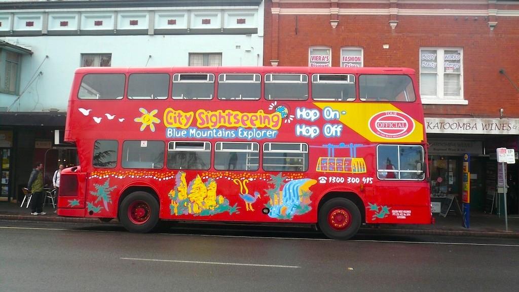 ニュージーランド・オークランド旅行の移動手段!「バス」を賢く利用したい