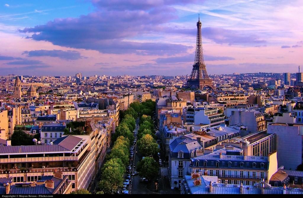 Trip Advisor発表!世界の観光都市ベスト10