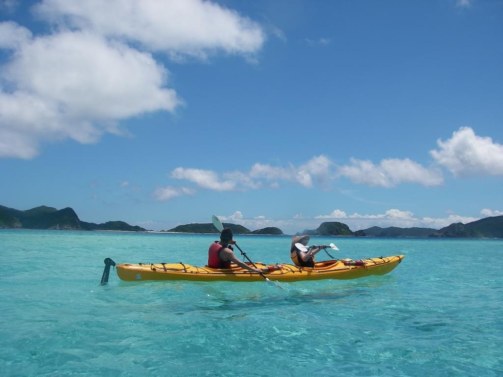 マリンスポーツやダイビングなら沖縄・慶良間諸島!美しい海で遊びつくす!