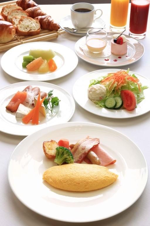 東京ベイ舞浜ホテルの豪華朝食を大公開!