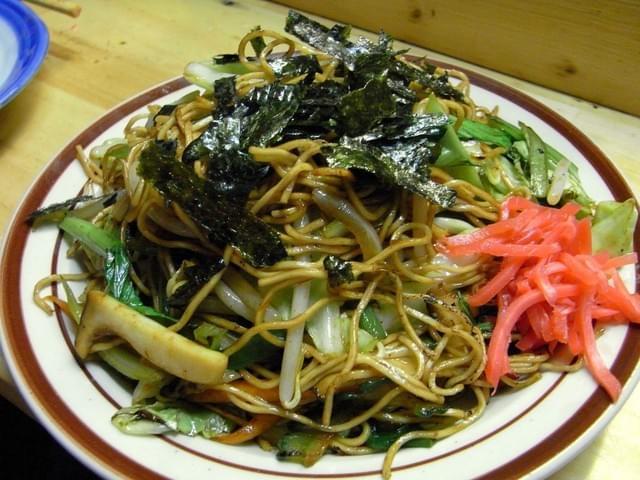 「焼きラーメン」をご当地福岡の屋台で食べよう!おすすめ人気屋台5選