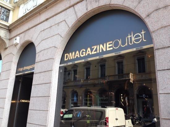 ハイブランドを破格で!ミラノの街中アウトレットD'magazine Outletをご紹介