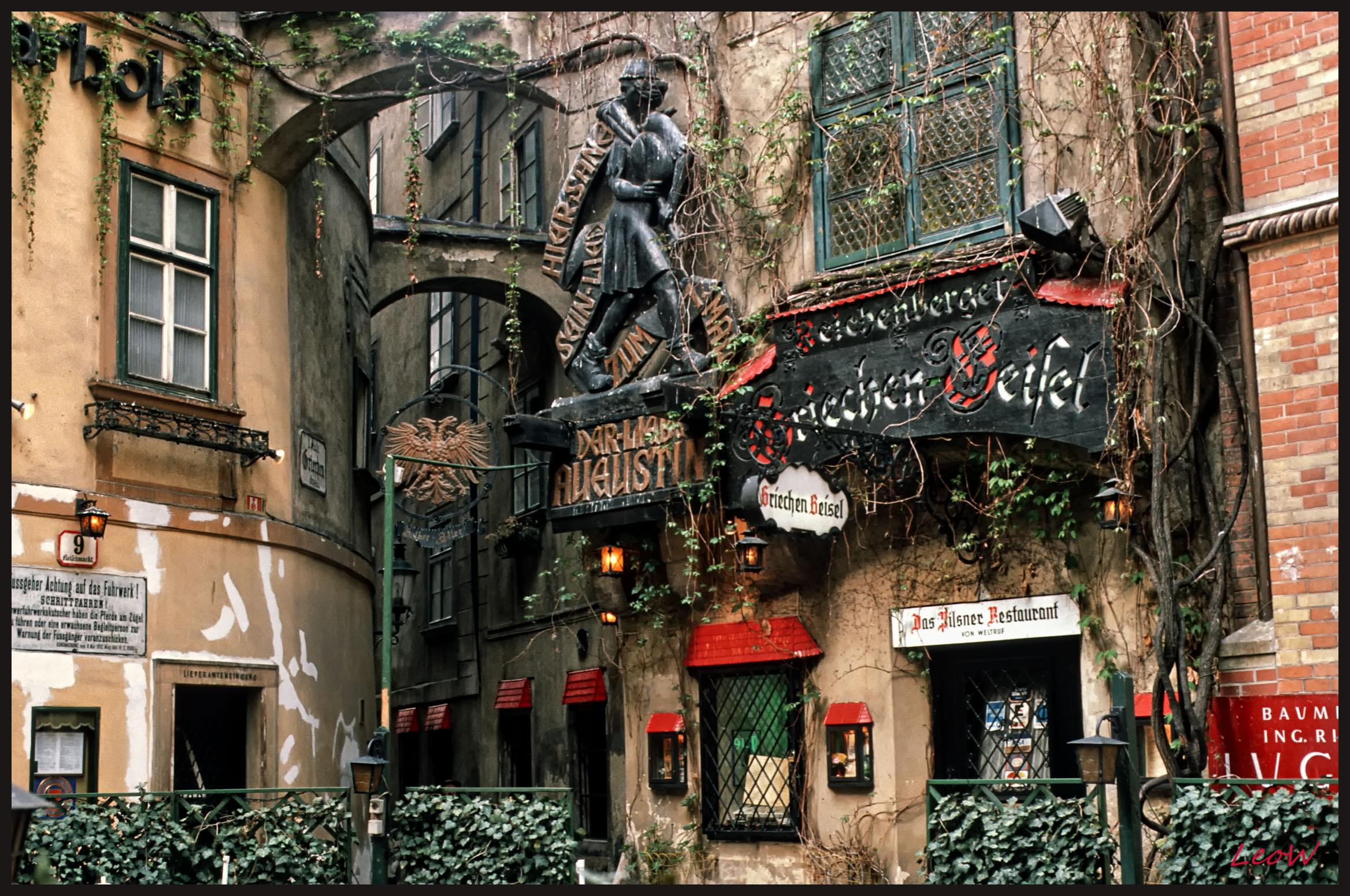 オーストリア・ウィーンでレストラン選び!伝統料理を気軽に食べられるバイスルへ行ってみよう!