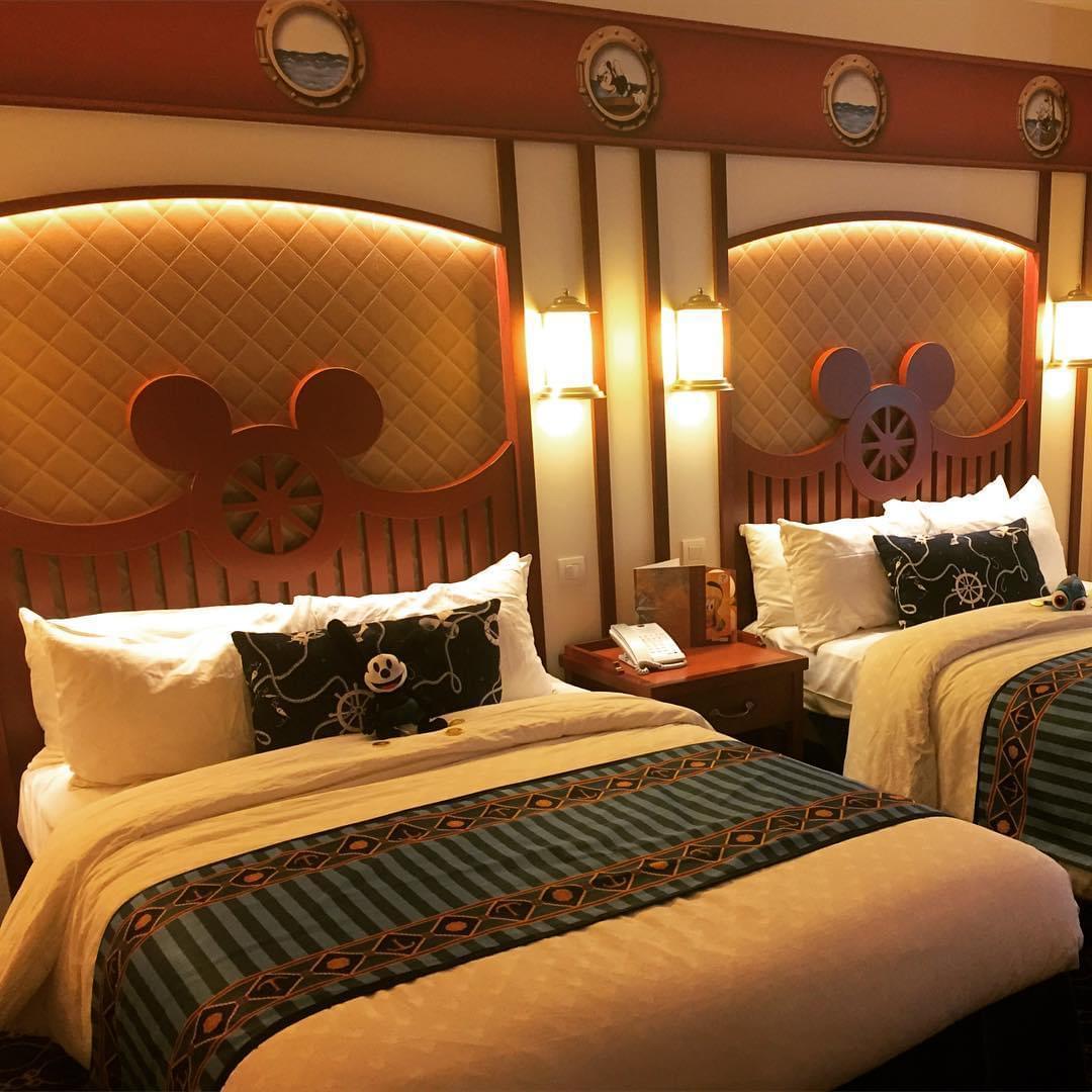 パリディズニーなら泊まるべき!素敵すぎるディズニーホテル4選