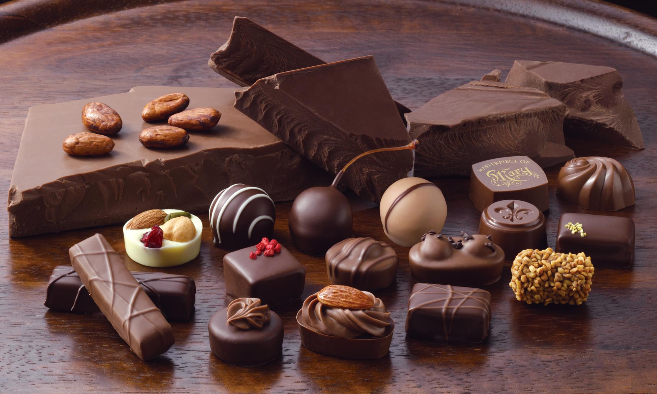 表参道ヒルズにある人気のチョコレート専門店!とろける美味しさに感動♡