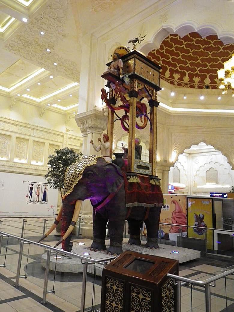 ドバイのショッピングモール「イブン・バトゥータ・モール」は6カ国の魅力が1カ所に集結!