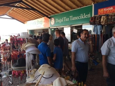 大量のフラミンゴも!トルコ「トゥズ湖」観光で塩が創る絶景を目撃!