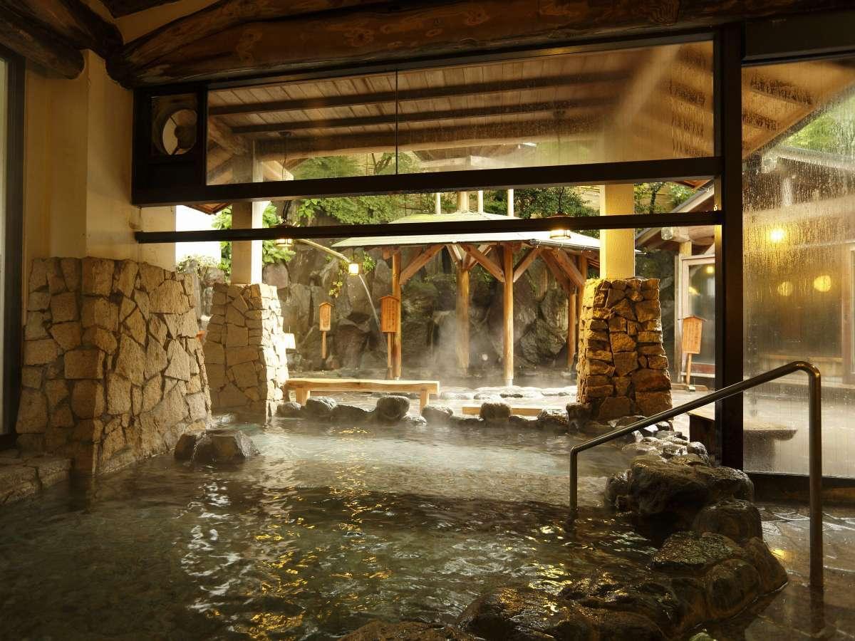 源泉かけ流しは当たり前!とびっきりの泉質を誇る旅館7選