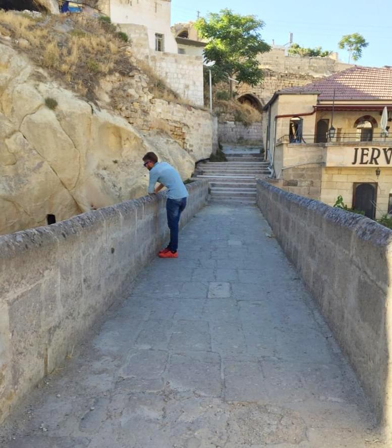 大津事件の絵も!トルコの穴場観光スポット「ムスタファパシャ」で歴史建築を見学!