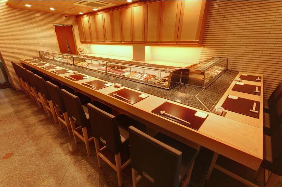 築地の人気寿司店「寿司岩」でランチ!予算に合わせて選べるコースがおすすめ
