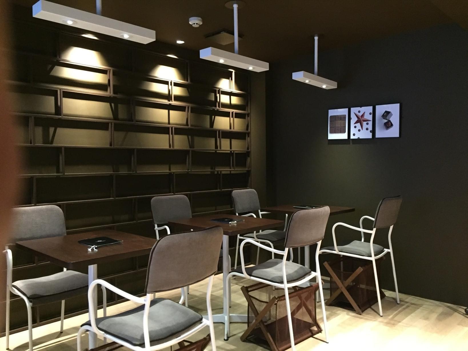 銀座・ピエールマルコリーニのカフェでホワイトデーのお返しはいかが?