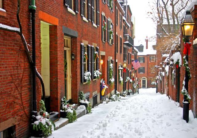 ボストン・ビーコンヒル観光におすすめのストリート4選!全米屈指のお屋敷街へ