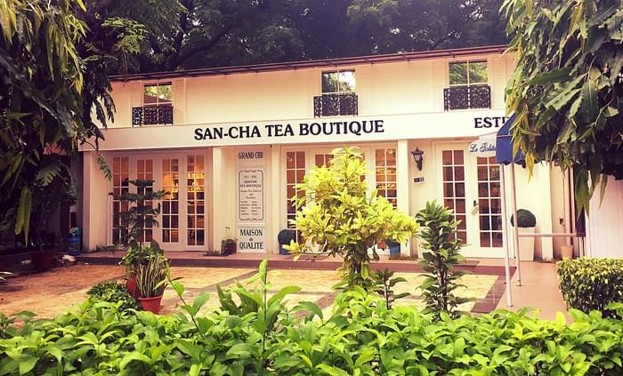 インド・デリーの実力派紅茶専門店はここだ!紅茶生産量は世界トップ!