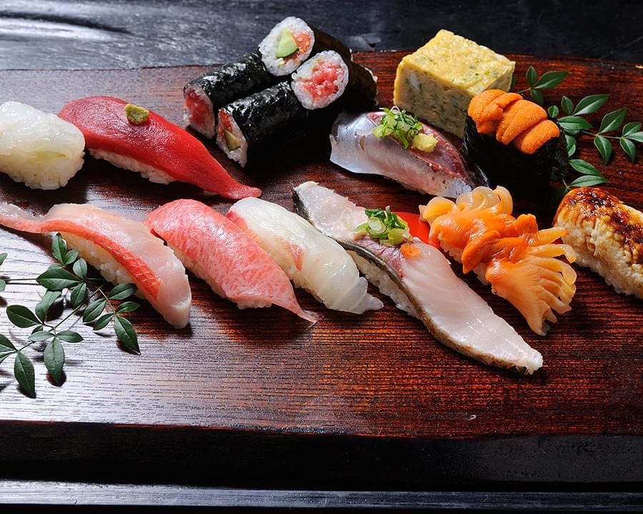築地周辺の本当に人気の高い寿司店ランキング!トップ5