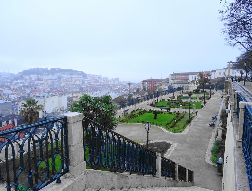 ポルトガル・リスボン:バイロ・アルトエリアの見どころをご紹介