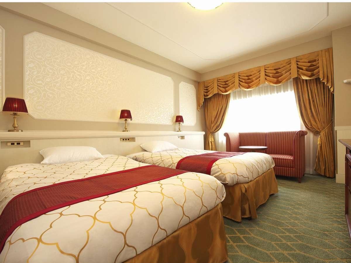 東京ベイ舞浜ホテル ファーストリゾート(旧サンルートプラザ東京)のここが魅力!ゲストルームやシャトルバス、コンビニまで徹底解明!