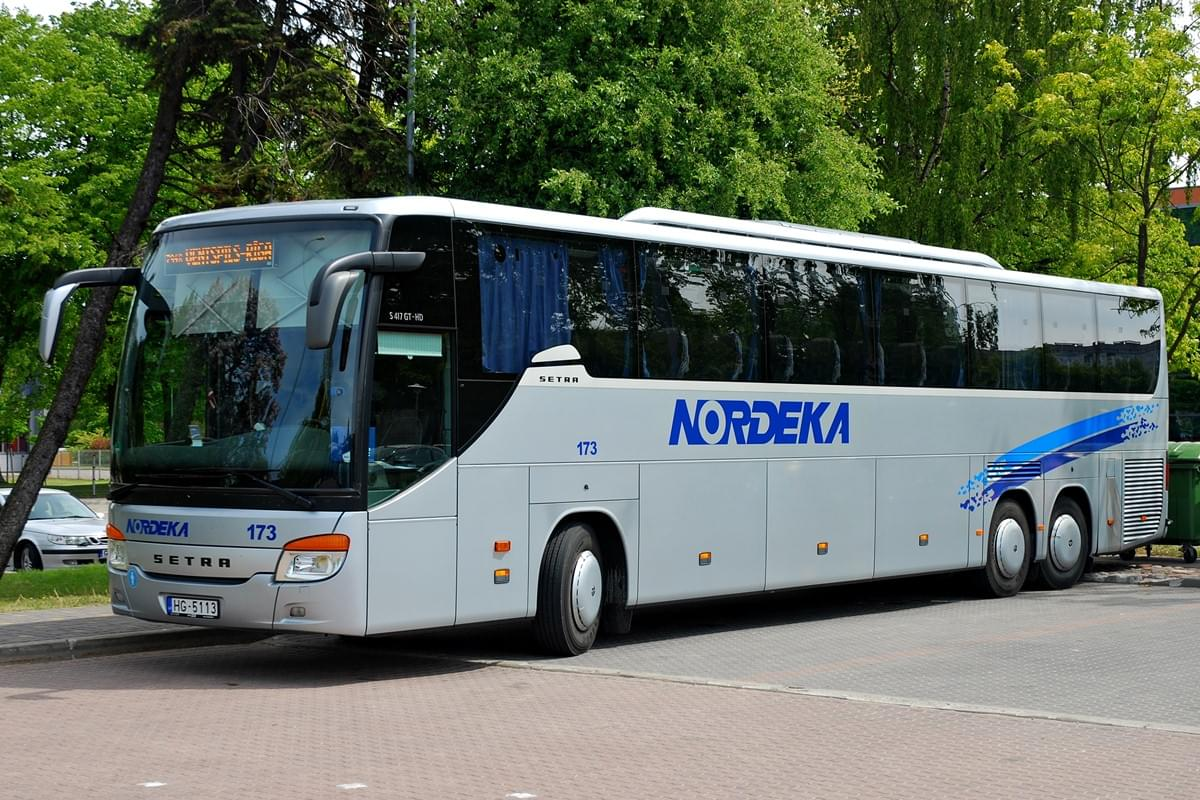 バルト三国ラトビアのバス乗りこなしHow To!首都リガから地方都市への旅