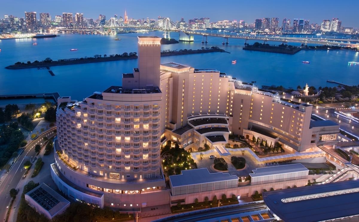 ホテル日航東京からヒルトン東京お台場へ!新たに生まれ変わったホテルをご紹介