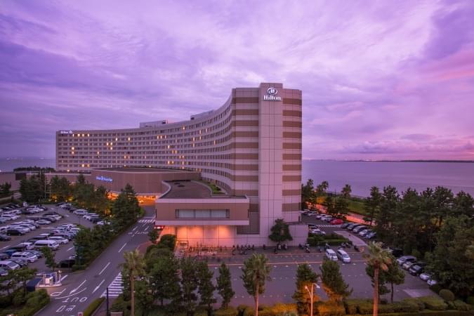 東京ディズニーリゾートのオフィシャルホテル「ヒルトン東京ベイ」のコンビニ事情