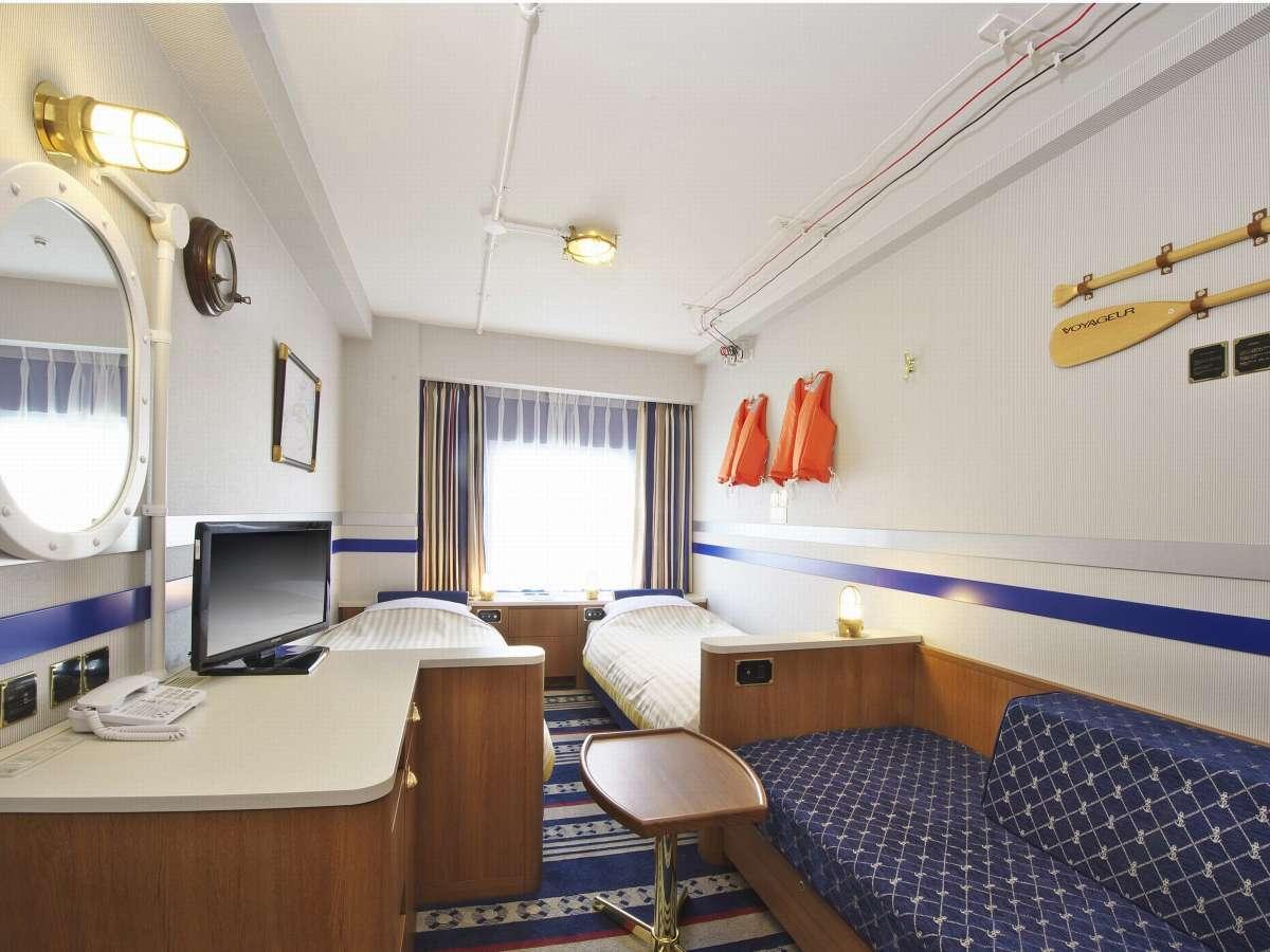 ディズニーランド人気ホテル「サンルートプラザ東京」の部屋とアメニティがスゴい!